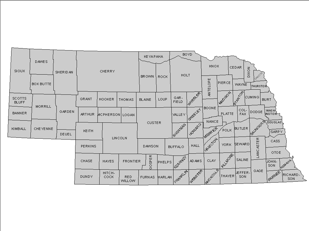 Custer County Map, Custer County Plat Map, Custer County Parcel Maps on