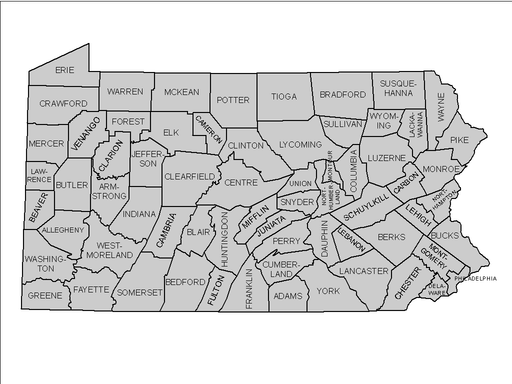 Bucks County Property Boundaries